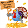 Thumbnail image for Being Thankful you get to take the Bar Exam